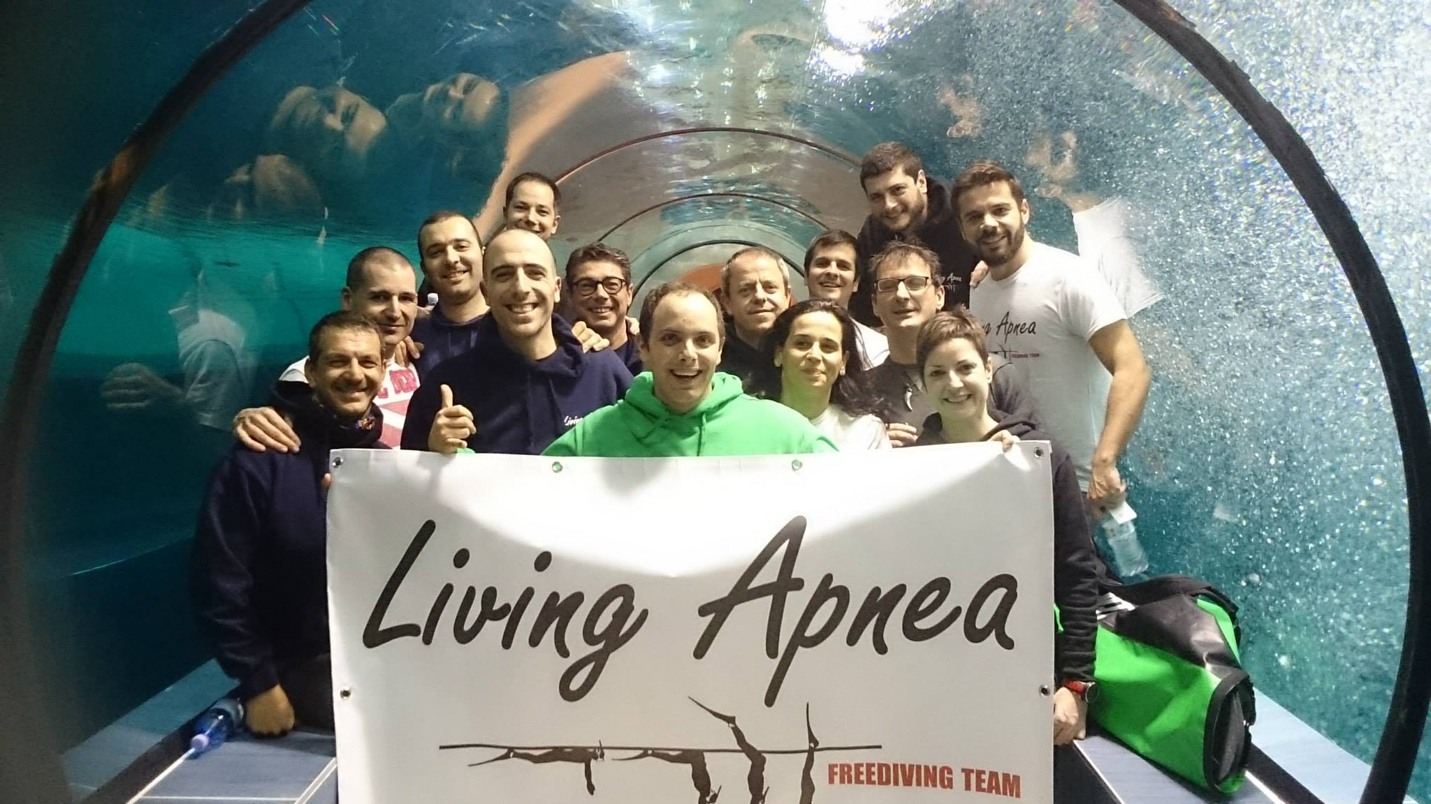 Living Apnea @ Y-40 Deep Joy