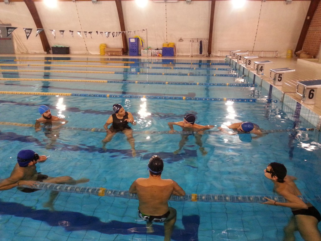 Corso di apnea allenamenti week end di pesca e apnea for Piscina wellness roma