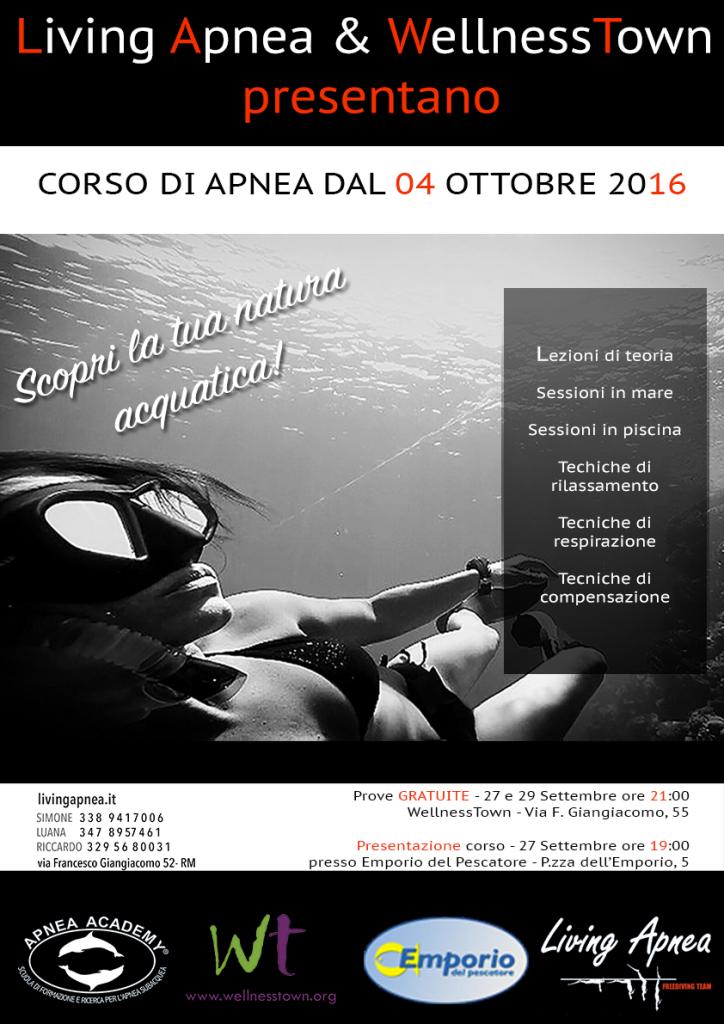Corso Apnea Academy